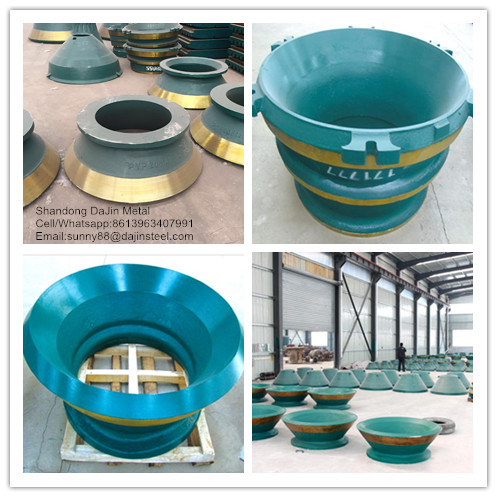 Mining Machine Milling Machines Wear Parts Liner Plate
