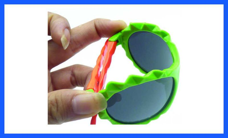 Kqp161443 Good Quality Children's Sunglasses Soft Frame