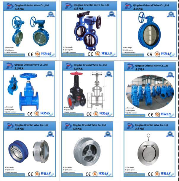 316 Stainless Steel Sanitary Butterfly Valve