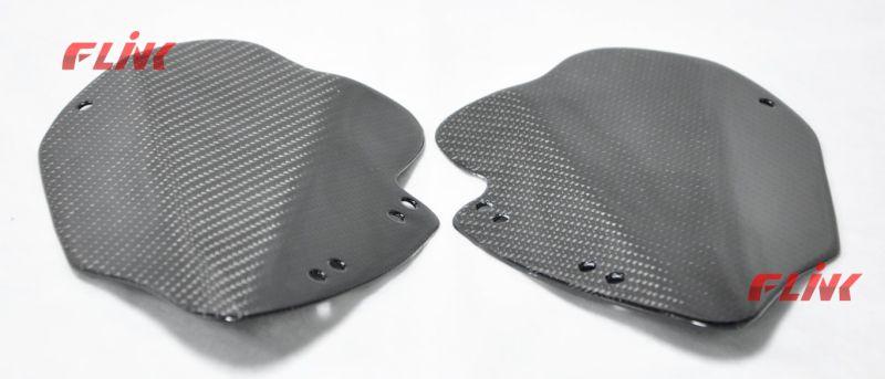Motorycycle Carbon Fiber Parts Knee Grip Plate for YAMAHA Vmax 1200 1999