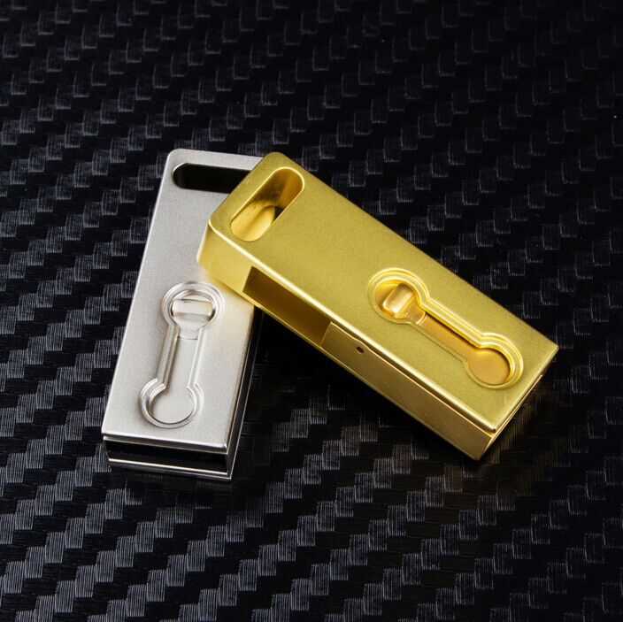 Ept Hot Selling 16GB OTG USB Flash Pendrive for Android and Computer