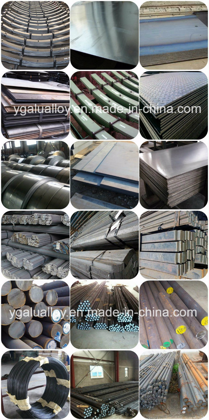 55si2mn 60si2mn High Strength Spring Steel Plate for Cars Tractors Railway Vehicles