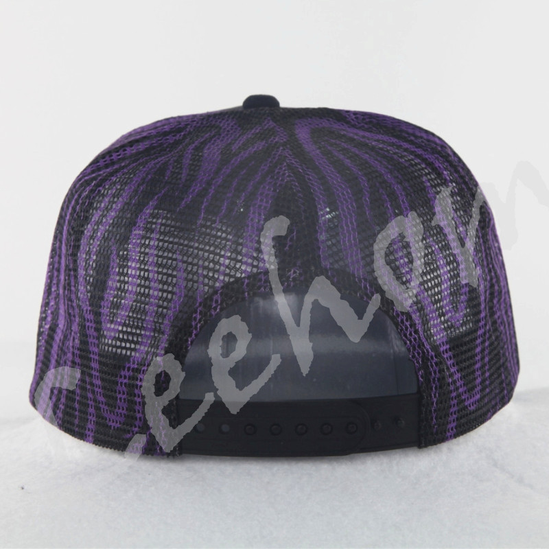 Wholesale Snapback Fiftted Mesh Cap Hat