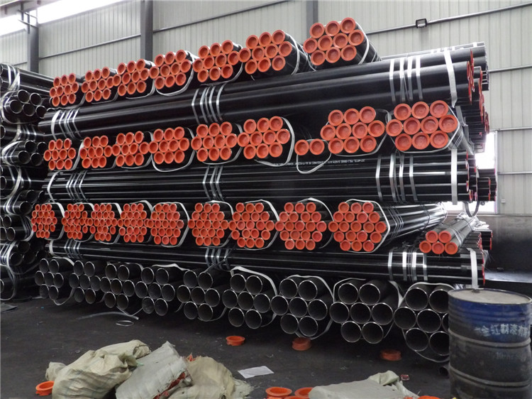 API 3PE Fbe Steel Hollow Section Spiral Welded Line Pipe