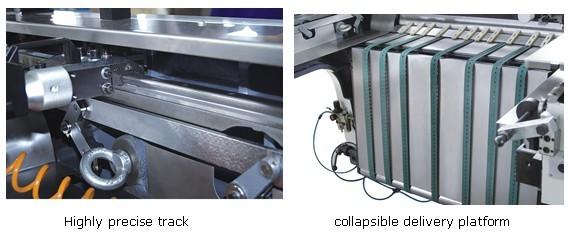 Automatic Stop Cylinder Screen Printing Machine (FB-800SC/FB-1020SC)