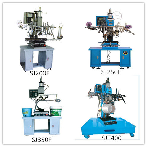 Automatic Heat Transfer Machine for Plastic Bucket