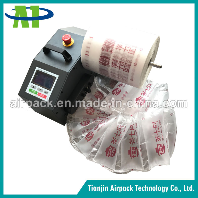 Mini-Cabinet Protective Packaging Air Cushion Machine/Air Bubble Bag Making Machine/ Air Pillow Machine