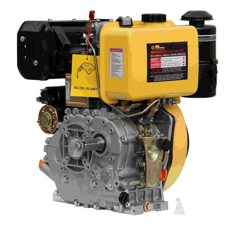 Power Value Single Cylinder Ohv 4 Stroke Diesel Engine