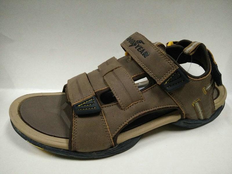 Sand Beach Shoes Men's Black Brown Beach Sandals
