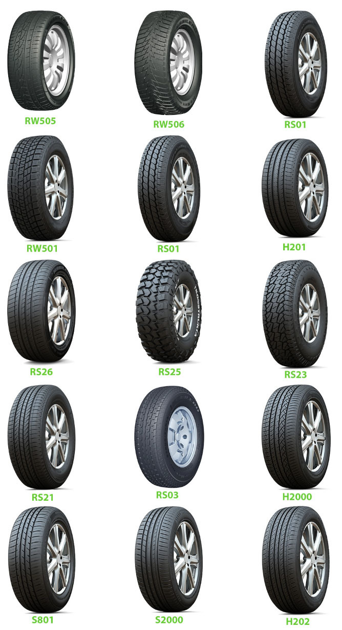 Long Mileage Passenger Car Tyres/Budget Tyres/PCR Tyres (175/70R13 175/65R14 185/65R14 195/65R15)