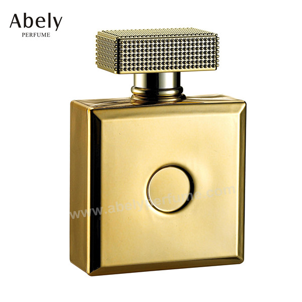 Fragrance Spray Perfume with Vial Glass Bottle