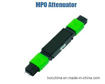 MPO Fiber Optics Attenuator for Data Transmission