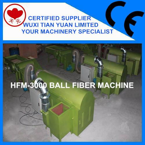Ball Fiber Machine/Pearl Fiber Machine/Polyester Staple Ball Fiber Machinery (HFM-3000)