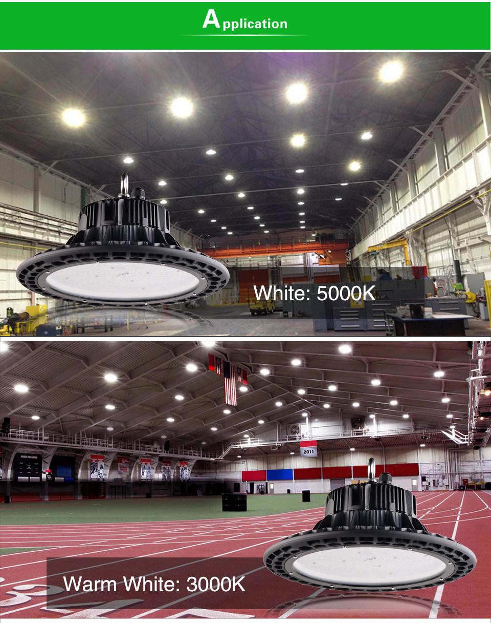 60W LED Low High Bay Light LED Spot Light Ceiling Commercial Factory Light