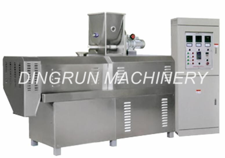 big capacity full production line dog food making machine