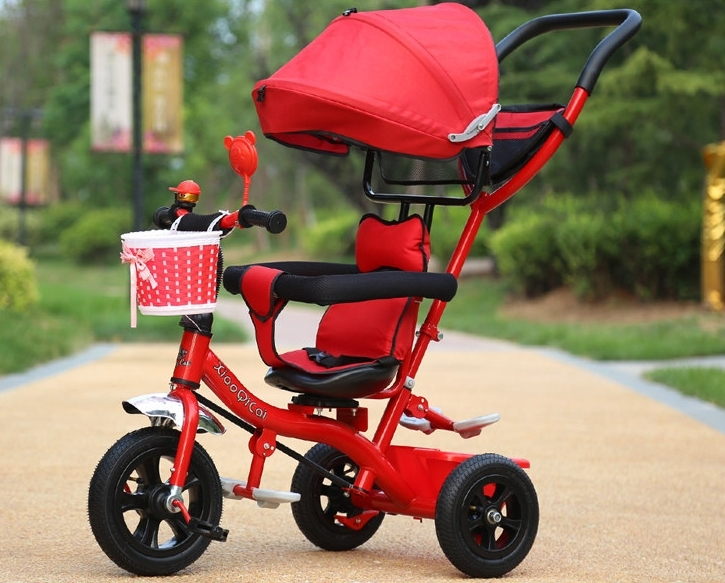 Multi-Function Baby Tricycle Children Bicycle / Three Wheel Tricycle for Kid