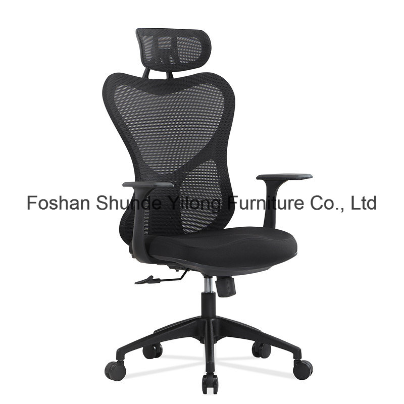 Mesh High Back Office Chair with Footrest and Headrest for Office Chair