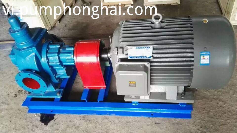 KCB series big flow heavy oil gear pump