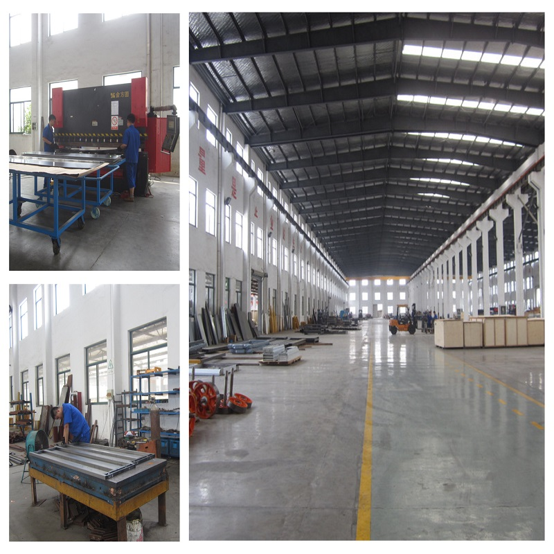 ISO Certification Cargo Freight Elevator with Good Quality