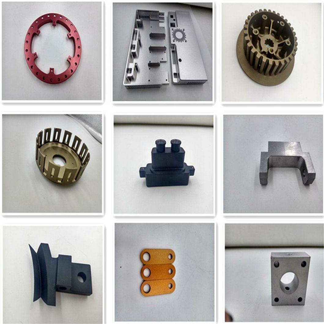Bcw191 Hot Sale CNC Anodizing Metal Parts/Mechanical Parts Fabrication/Color Anodized Aluminum Products