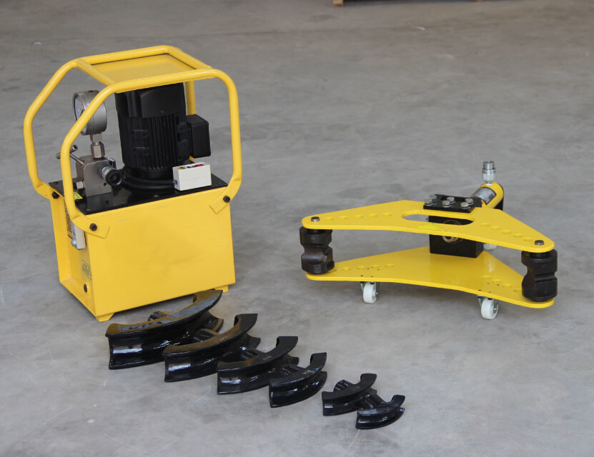 2.2 Kw 380 V 50 Hz Electric Hydraulic Pipe Bender