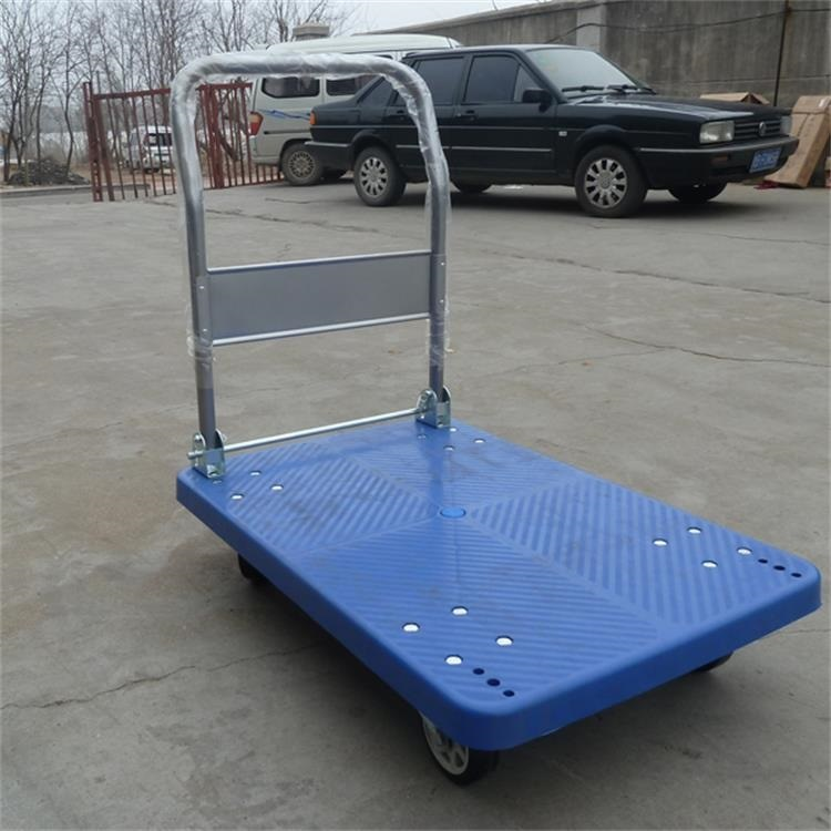 Plastic Platform Hand Trolley pH150
