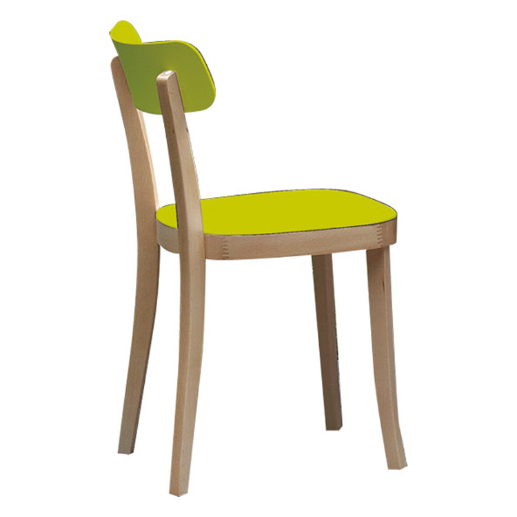 Jasper Morrison Basel Wooden Dining Chair of Different Colors (SP-EC839)