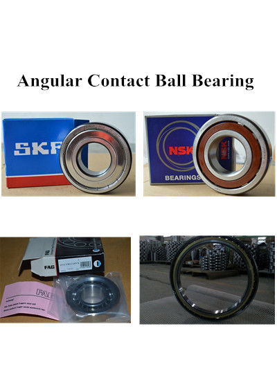 Single Row Angular Contact Ball Bearing of SKF 7901c / 7901AC