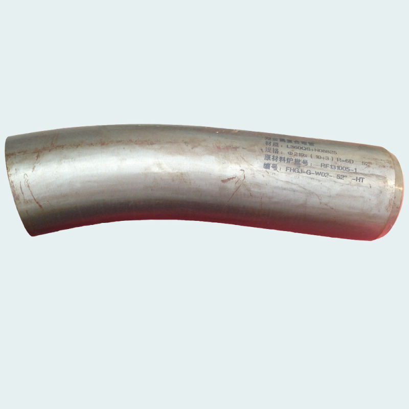 Carbon Steel R=3D Hot Formed Bend