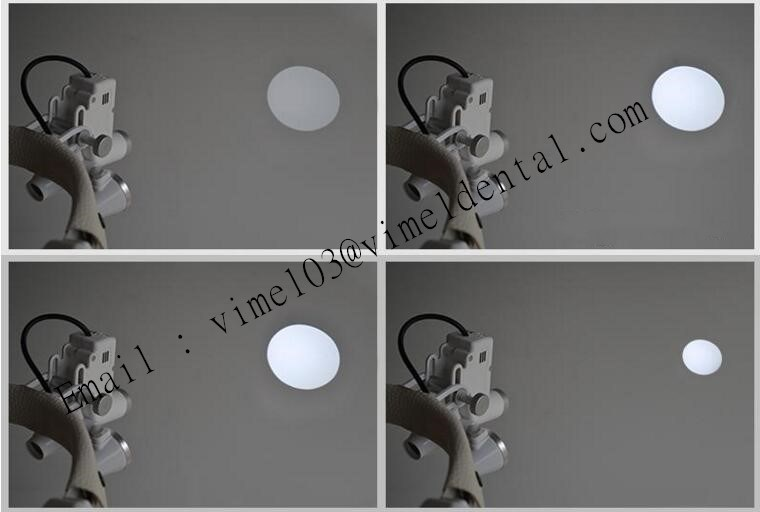 Surgical Magnifier Headlight Loupe High Dental LED Headlamp