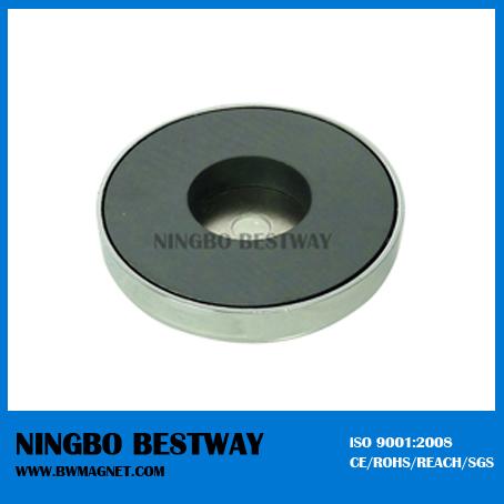 Countersunk N42 Neodymium Powerful Pot Magnet