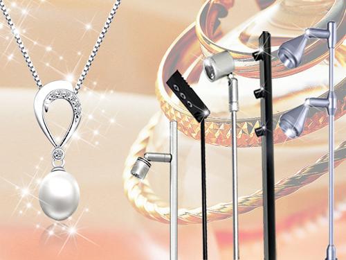 Ce & RoHS 3W LED Jewelry Showcase Showcase Lighting LC7322X