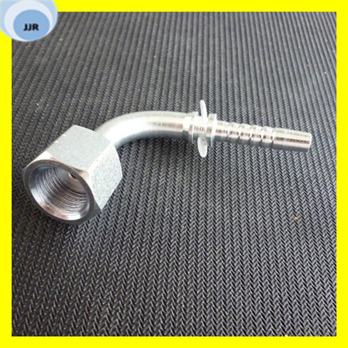 Galvanized Elbow Pipe Fitting for Sale