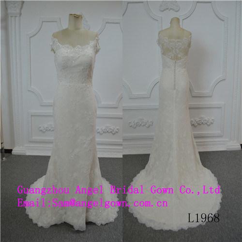 Beauty Design Bridal Wedding Dress