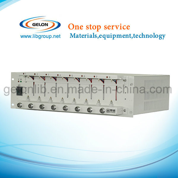 Battery Tester Machine with 8 Channel for All Kinds Lithium Rechargeable Battery (GN-BTS3008)