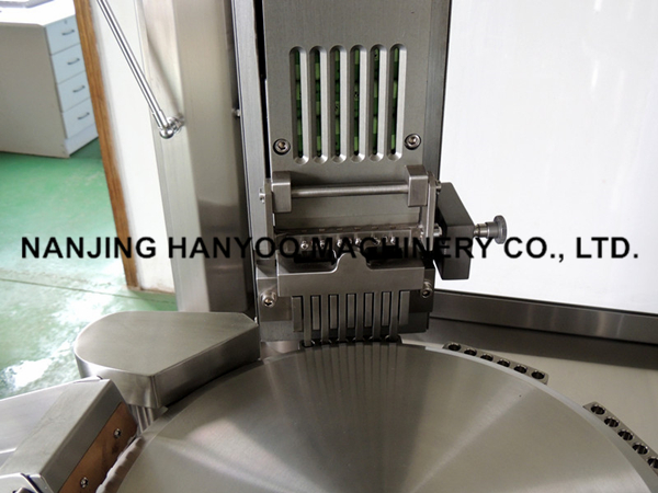 High Precision GMP Pharmacy Automatic Capsule Filling Machine Price