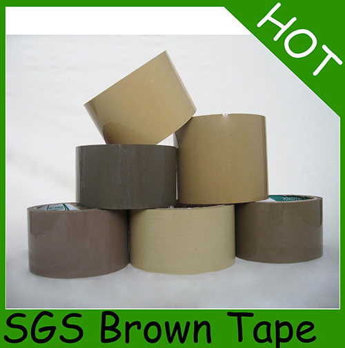 Low Noise BOPP Adhesive Packing Tape for Carton Sealing