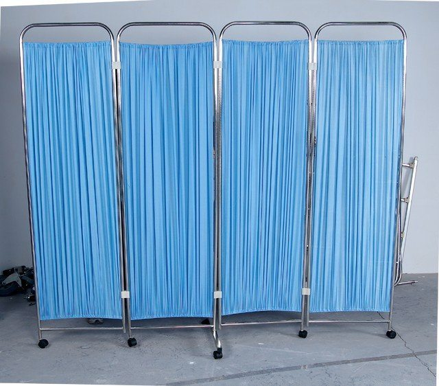Chinese Style Hospital Ward Folding Screen (Thr-HS022)