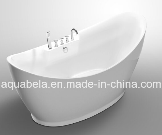 CE/Cupc Approved Acrylic Freestanding Hot Tub Bathtub (JL626)