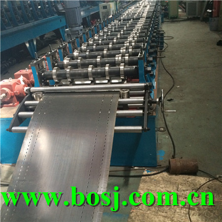 Industrial Shelving Shelf Plate Roll Forming Machine Supplier Egypt
