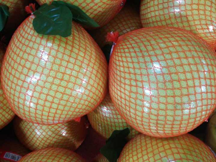 Chinese Exporting Standard Fresh Honey Pomelo