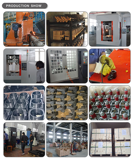 OEM Customized Ductile Cast Iron Auto Parts From China Foundry