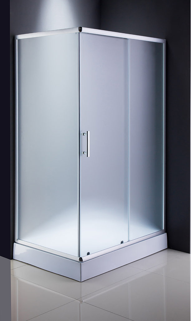Sanitary Ware Cheap Glass Shower Room