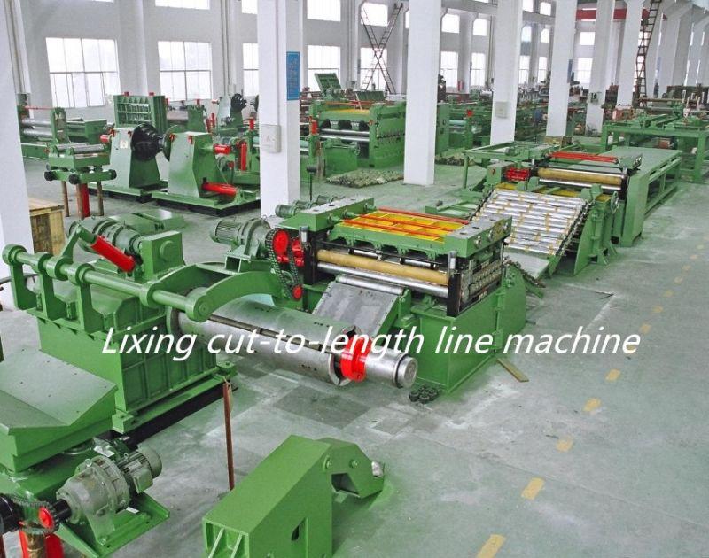 Steel Strip Cut to Length Line/Flatter Machine