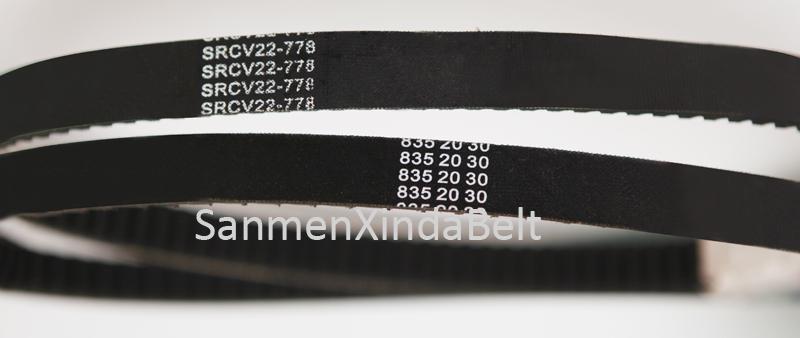 Timing Belt, Rubber Transmission Belt, Rubber Belt