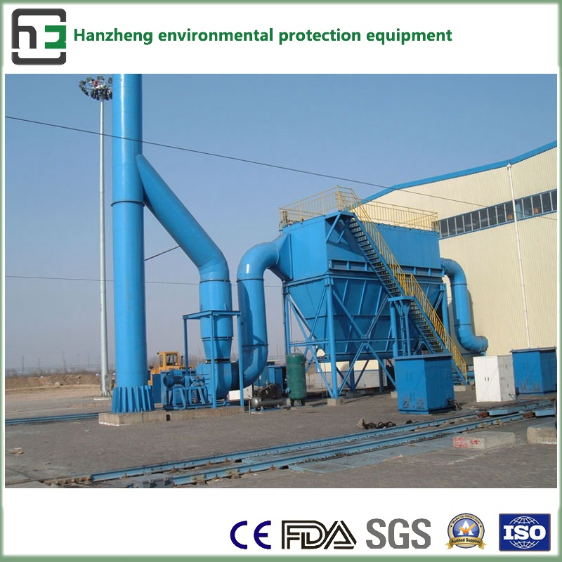 Metallurgy Cleaning Machine-Pulse-Jet Bag Filter Dust Collector