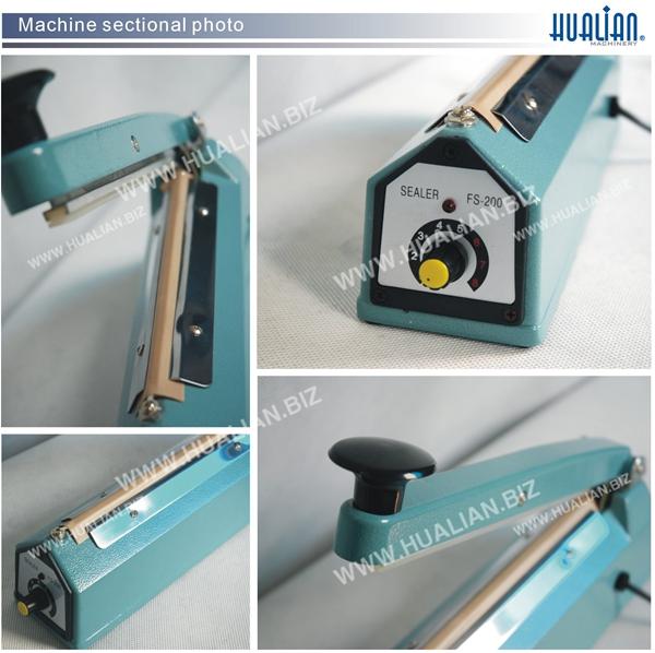 Hualian 2016 Hand Impulse Sealer (FS-400AL)