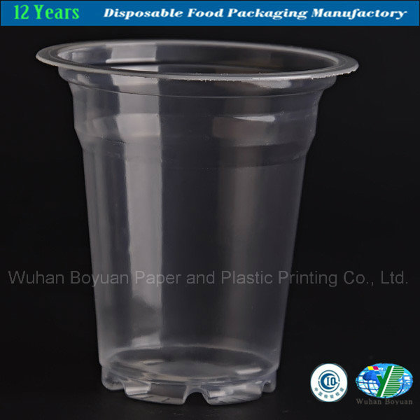 Disposable Transparent PP Drinking Cups for Water