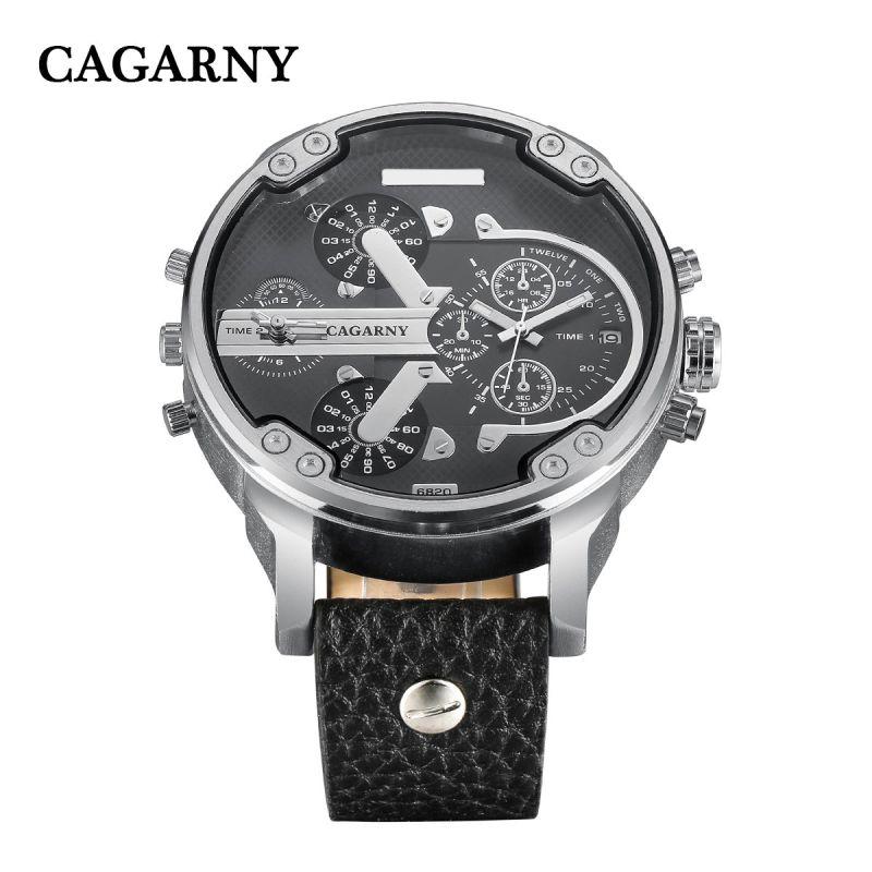 Multifunction Cagarny 6820 Mens Wristwatch