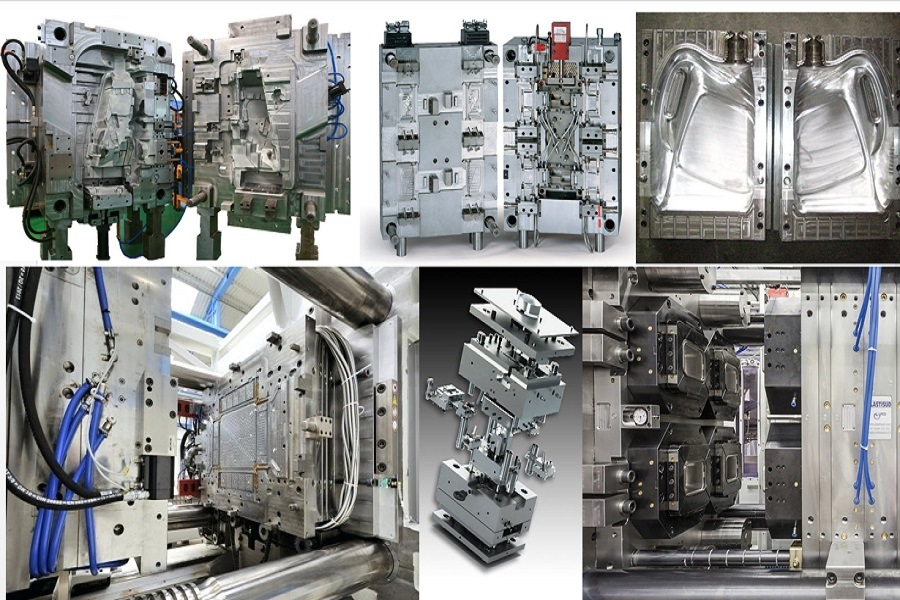 Precise Big Plastic Injection Mold Factory
